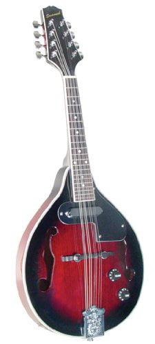 Savannah SA-115-E Madison Mandolin Multi-Colored by Savannah