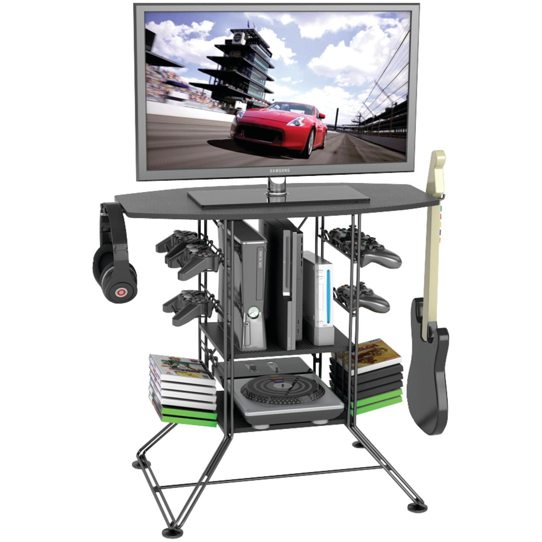 Atlantic 45506147 Centipede Game Storage & Tv Stand