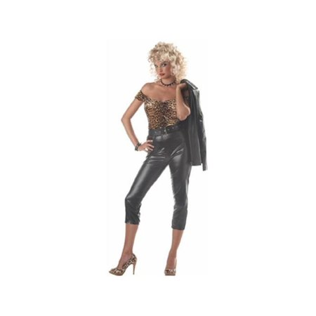 Adult Retro Hot Rod Honey Costume - Hot Rod Movie Costume