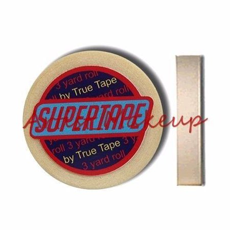 SuperTape Super Tape Non Glare Lace Wig Hair Extensions 1/2 - Wig Tape
