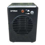 Optimus Portable Mini Ceramic Heater, H-7800