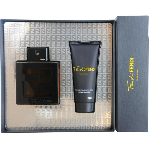 Fendi Gift Set Fendi Fan Di Fendi Pour Homme By Fendi