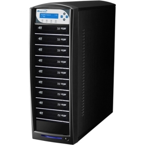 SHARKBLU BLU-RAY DVD CD USB 3.0 STAND-ALONE 1:9 DUPLICATOR HDD