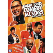 Bobby Jones Comedy All-Stars: Volume 1 by Lionsgate