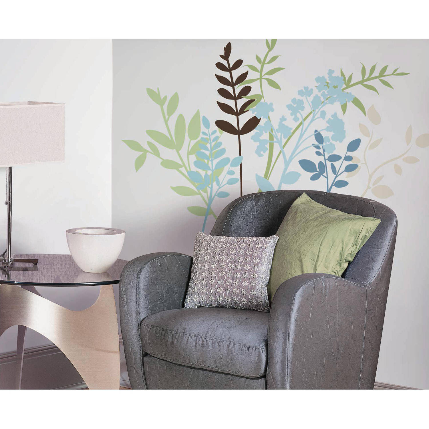 RoomMates Multi Branches Peel and Stick Wall Decals
