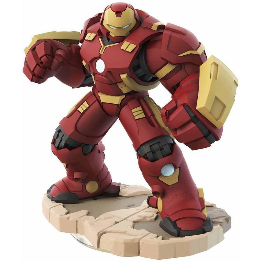 Disney Infinity 3.0 Editon: MARVEL's Hulkbuster Figure by Take-Two Interactive Software, Inc