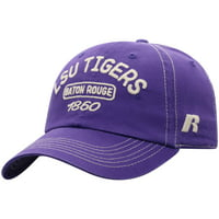 Women's Russell Athletic Purple LSU Tigers Burt Adjustable Hat - OSFA