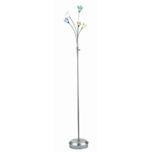 Lite Source Flora Floor Lamp