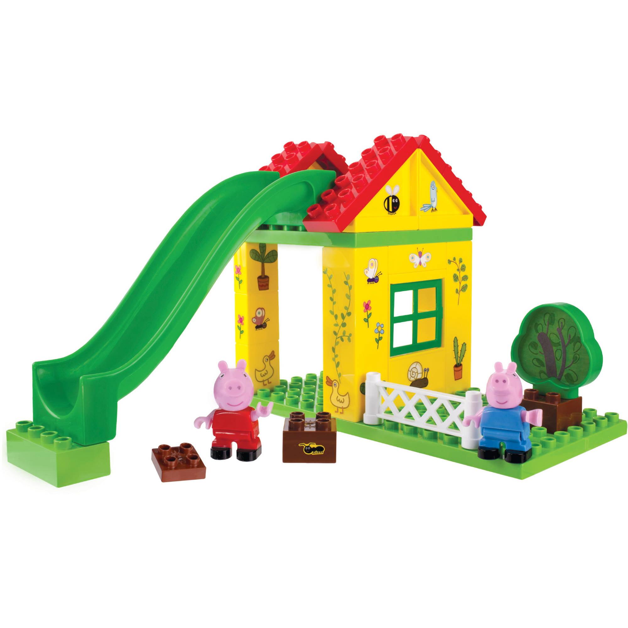 Peppa Pig School House Construction Set Age 3+