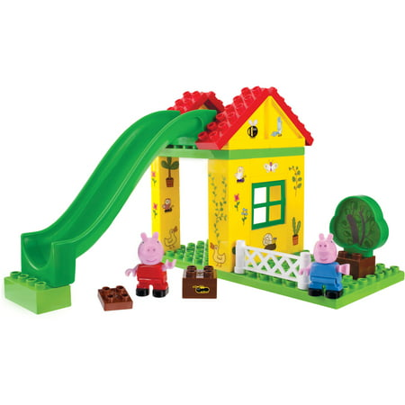 super popular b1eac 0b6a2 Peppa Pig's Tree House Construction Set