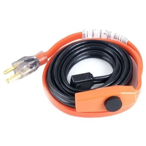 Easy Heat  AHB  12 ft L Heating Cable  For Water Pipe Heating Cable