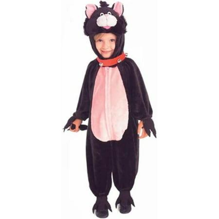Toddler Cute Black Cat Costume