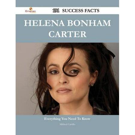 Helena Bonham Carter 191 Success Facts - Everything you need to know about Helena Bonham Carter - eBook - Helena Bonham Carter Halloween