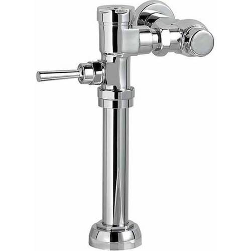 American Standard 6047.565.002 Manual 1.6 GPF Toilet Flush Valve Only for Retrifit, Chrome