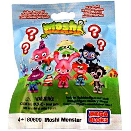 Mega Bloks Moshi Monsters Moshi Monster Series 1 Minifigure Mystery Pack - Moshi Monster Halloween Bags