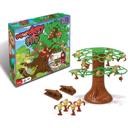 Kidzone Funtime Action Games Monkey Flip!