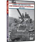 Korea: The Forgotten War - Counterattack & Stalemate 1951-1953 (Full Screen)
