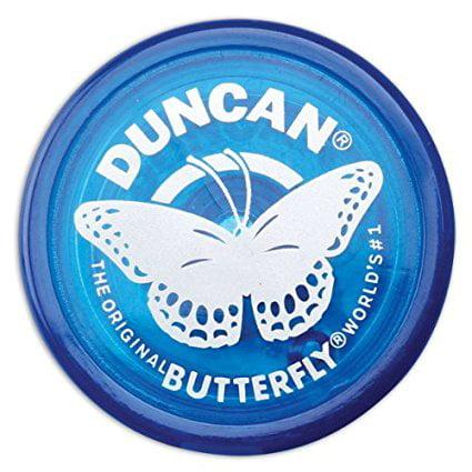 - Duncan Butterfly Blue Yo Yo