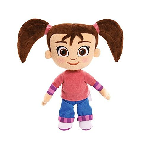 New 7 inch Kate and Mim-Mim Plush Kate by Just Play