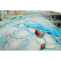 LAMINATED POSTER Fishing Nets Net Fisherman France Fishing Sea Poster Print 11 x 17