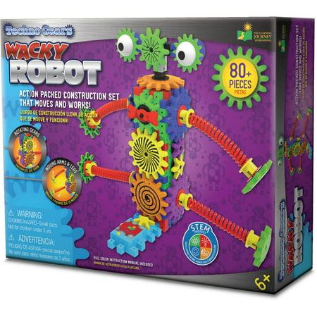 Techno Gears Wacky Robot