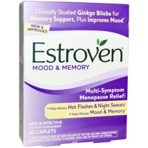 Vitamins & Supplements: Estroven Menopause Relief + Mood