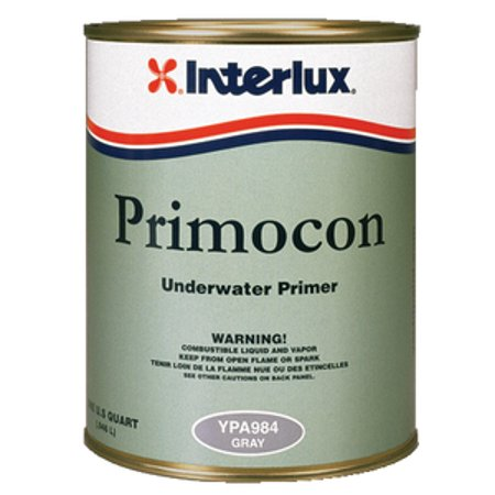 Interlux Yacht Finishes / Nautical Paint Primocon Metal Primer - Gallon YPA984G (Nautical Paint Color Schemes)