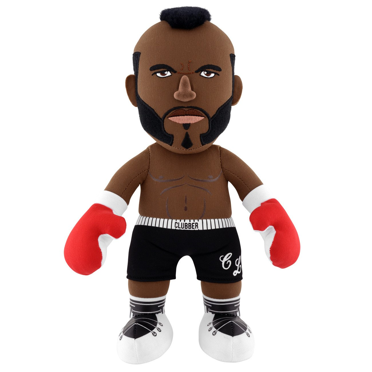 """Rocky 40th Anniversary: Clubber Lang 10"""" Plush Figure"""
