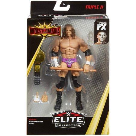 Wwe Wrestlemania Elite Triple H