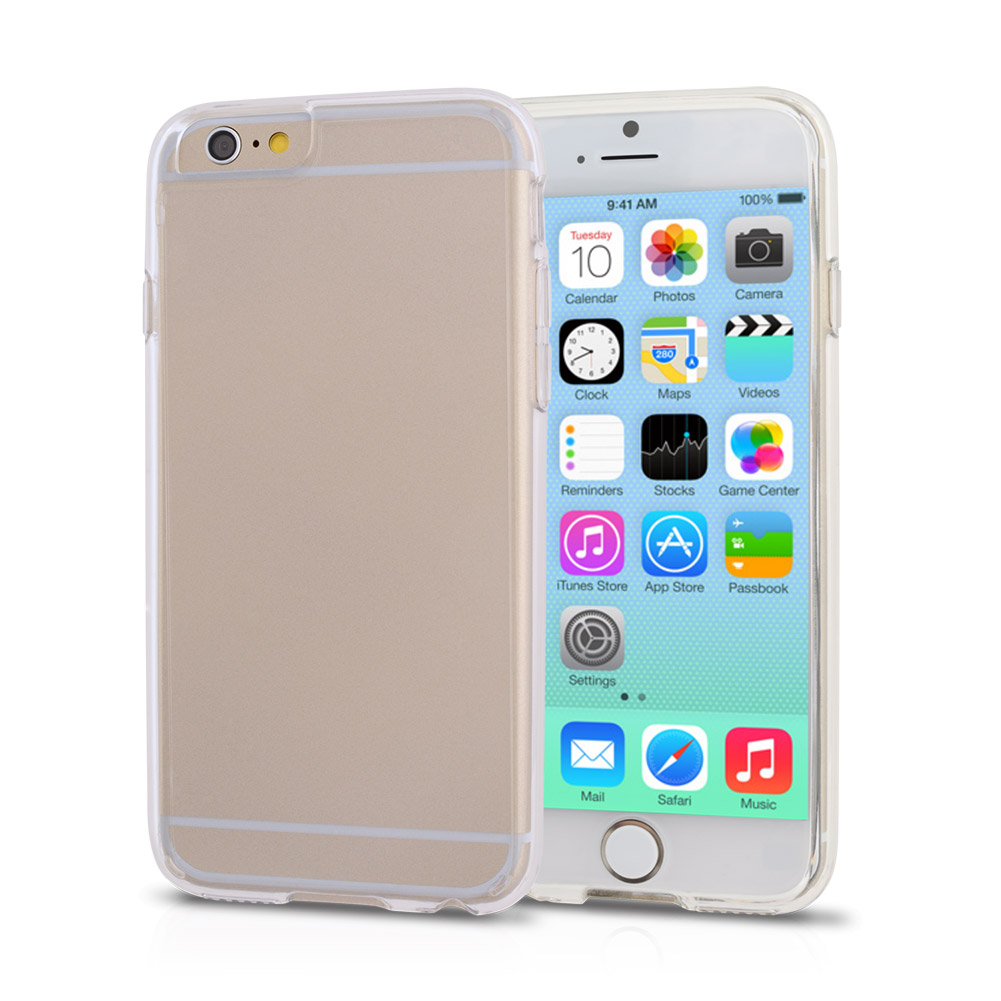 V7 Slim Clear Case for iPhone 6/6S