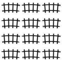 Lionel Twelve Piece Ready to Play Curve Model Train Track Pack