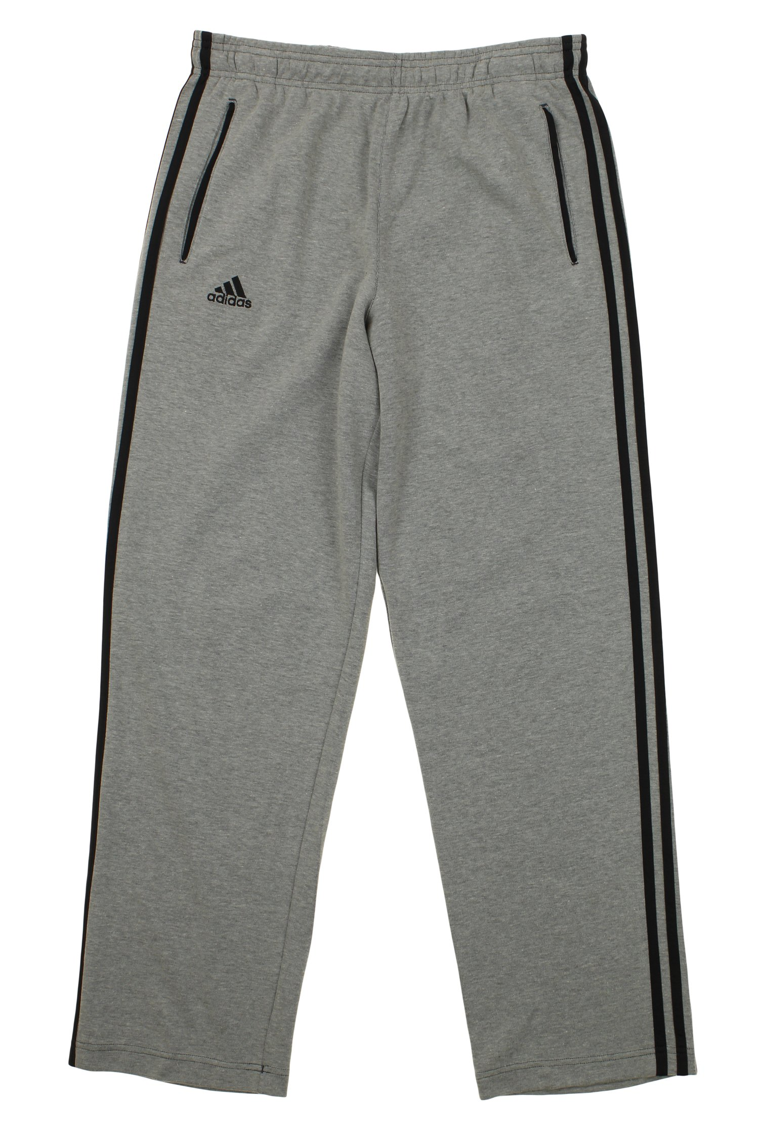 adidas ESSENTIALS MEN/'S CONDIVO 16 3 STRIPE TRACK PANTS BLACK GREY WHITE NAVY