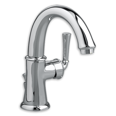 - American Standard Portsmouth Suite Monoblock Single-Handle Bathroom Faucet in Brushed Nickel