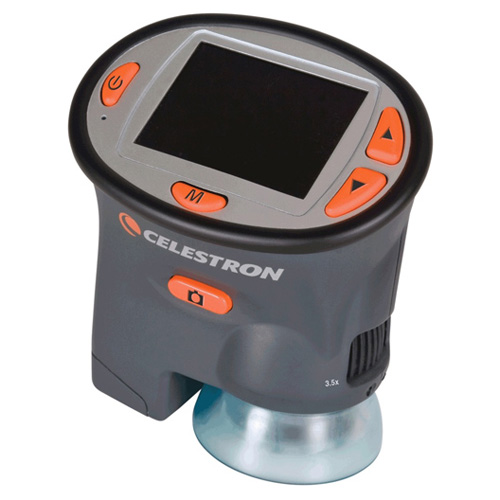 Celestron 44310 Portable LCD Digital Microscope (Clam Shell) BRAND NEW