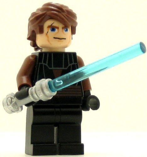 LEGO Minifiguren Lego Star Wars Anakin Skywalker Minifigur LEGO Bau- & Konstruktionsspielzeug