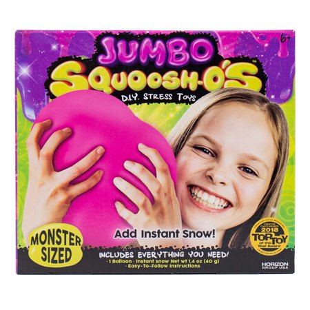 Jumbo Squoosh-O's