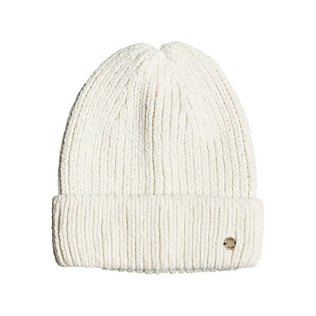 Wmns Roxy (Snow White) Collect Moment Knitted Beanie Roxy Visor Beanie