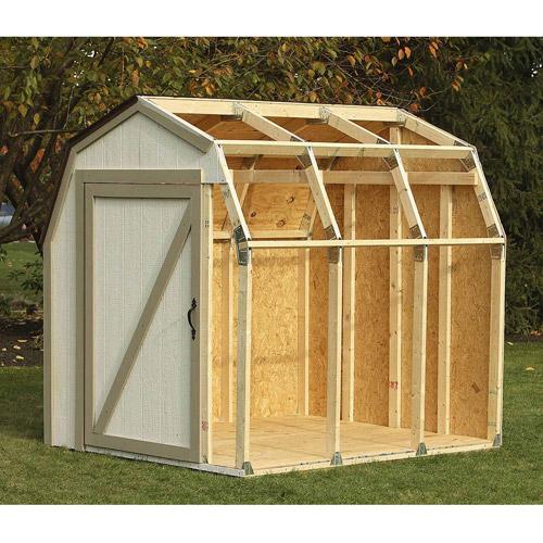 Hopkins Barn Roof Shed Kit