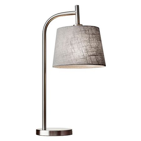 "Adesso Bake 25"" H Table Lamp with Empire Shade"