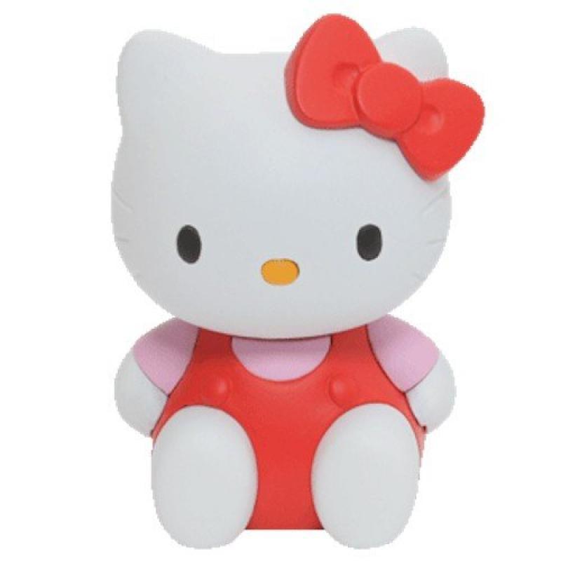 Ty Beanie Eraserz Hello Kitty Sitting by