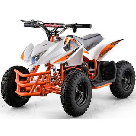 MotoTec 24V Kids Battery Powered ATV Four Wheeler Titan V5 (24v Power Box)