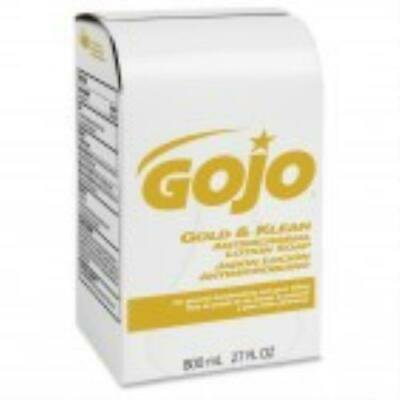 Gojo Gold & Klean Antimicrobial Lotion Soap ()
