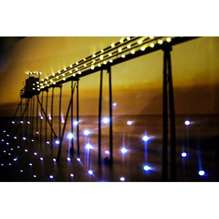 LED Light Up Wall Decor Wall Canvas Wall Art Extremely Detailed Glow ...