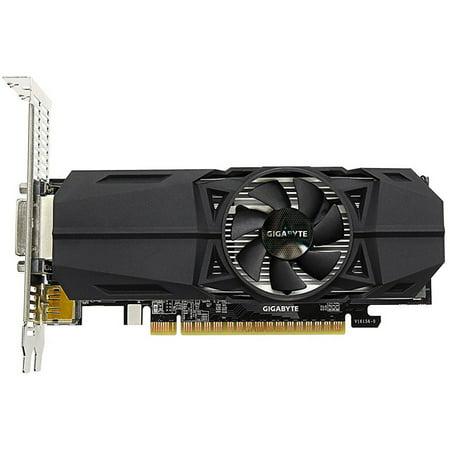 - Gigabyte Geforce Gtx 1050 Ti Pcie 4gb Gddr5 Dvi/2x Hdmi/Dp Lp 7008mhz - GV-N105TOC-4GL