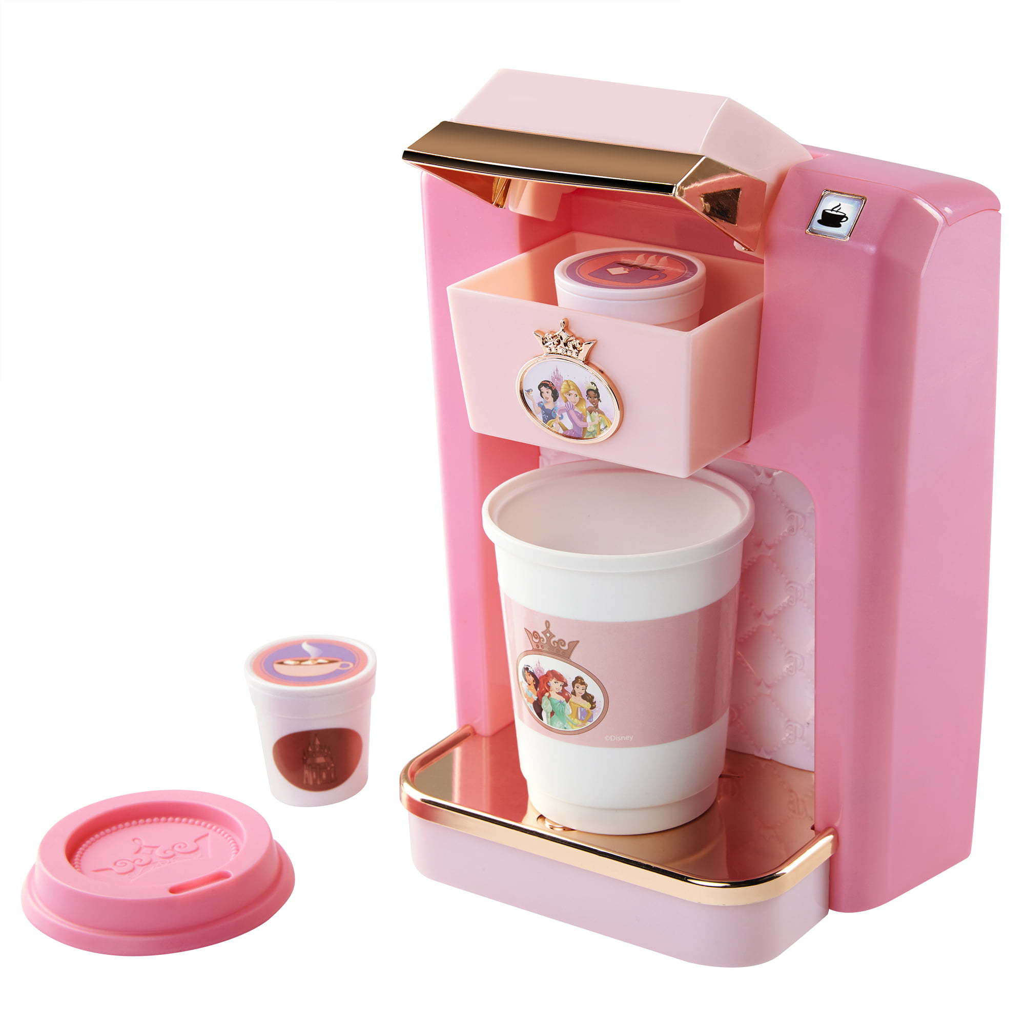 Disney Princess Style Collection Coffee Maker Playset
