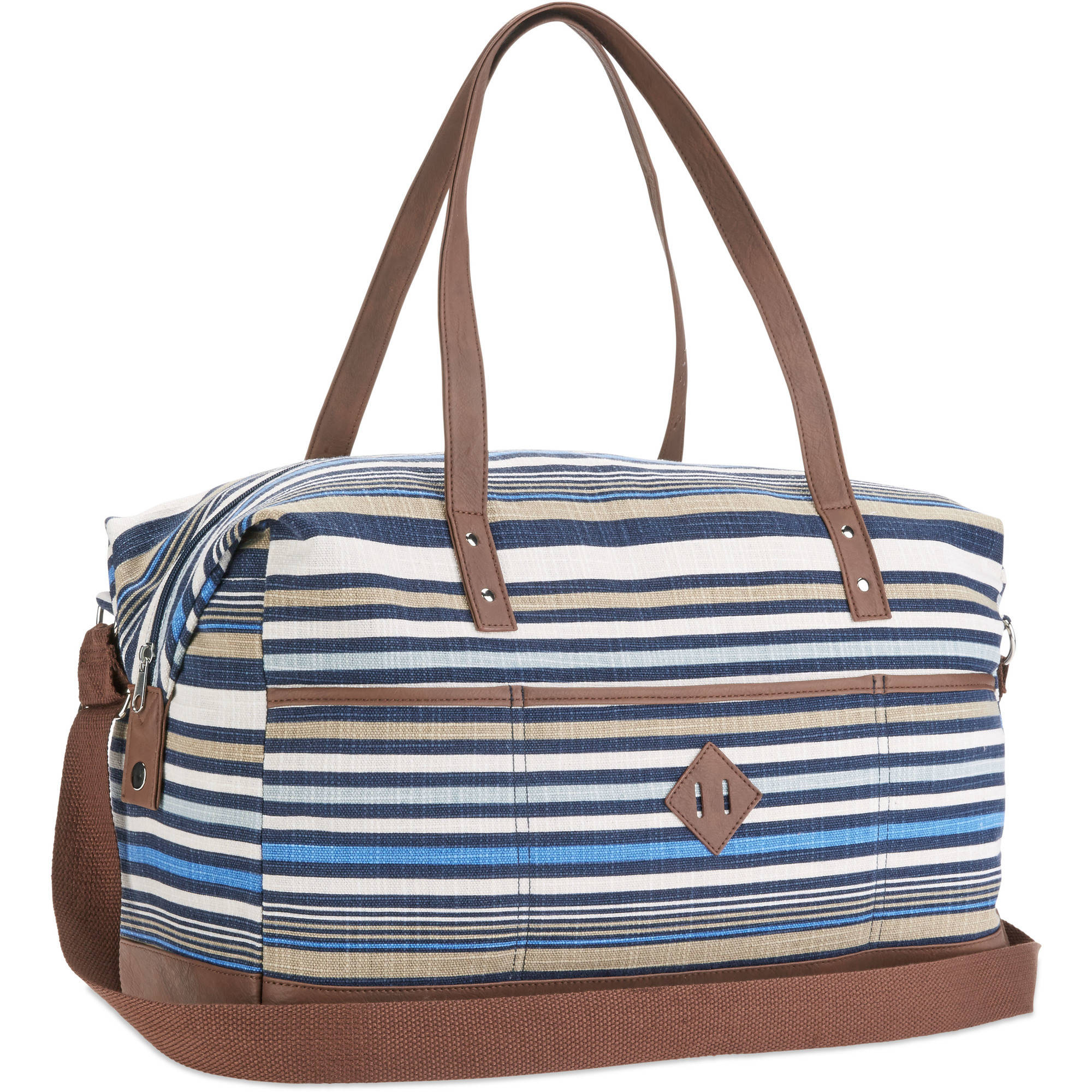 No Boundaries Women's Canvas Weekender