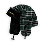 Top of the World Mens Oregon Plaid Trapper Hat