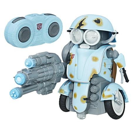 Transformers-hasbro Tra Mv5 Autobot Sqweeks (Radio Tray)