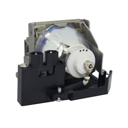 Original Ushio Projector Lamp Replacement with Housing for Mitsubishi VLT-EX100LP - image 2 of 5