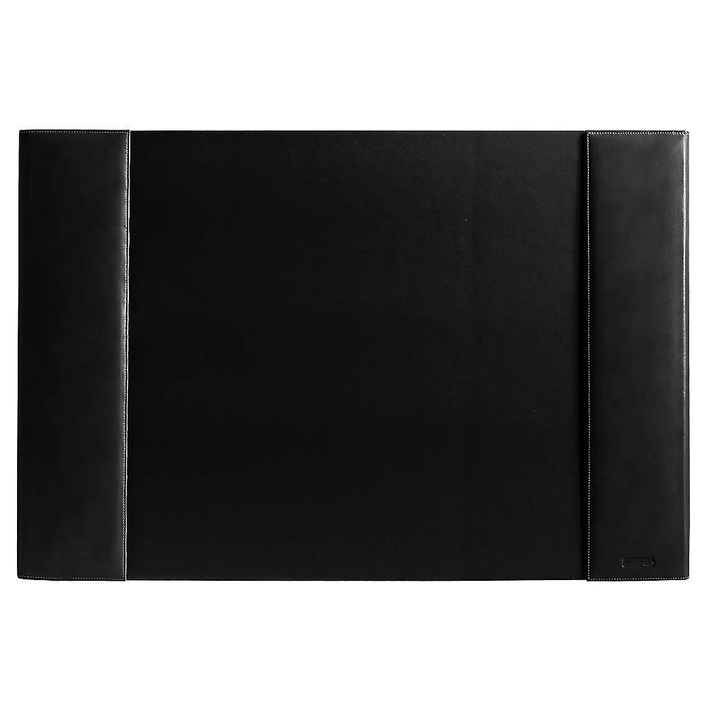 Levenger Morgan Pocket Desk Pad - Black